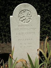 Blokhuis Albertus