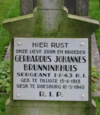 Brunninkhuis Gerhardus
