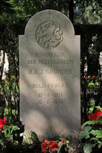 Grunder Hendrik