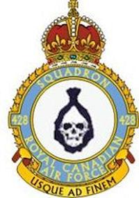 428 Ghost Squadron RAF Canada