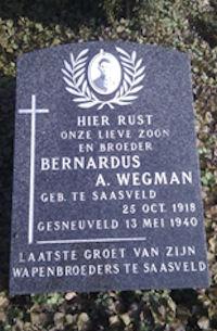 Wegman Bernardus