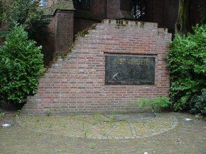 Monument 'Niet Vergeten' te Hengelo
