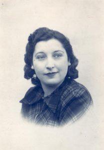 Bertha Salomons