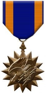 cagle Air Medal