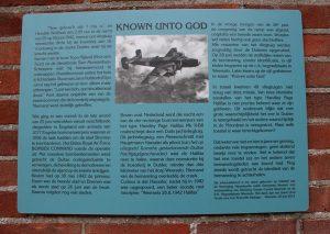 Vijf oorlogsgraven Weerselo