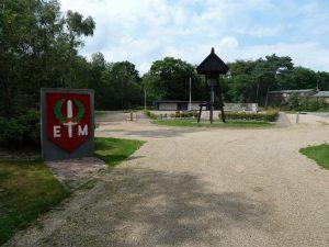 Divisie monument te Schaarsbergen