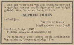 Cohen Aron