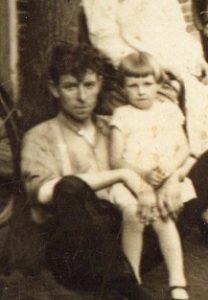 met dochter Adelheid