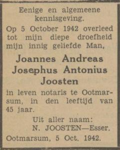 joosten-advertentie-x