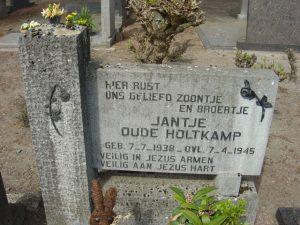 Oude Holtkamp Johannes