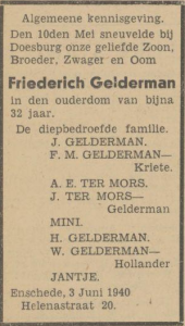Gelderman Friederich