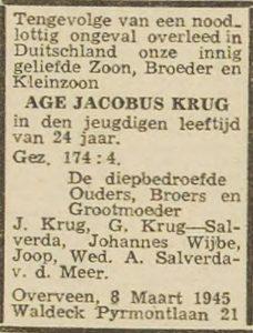 Krug Age