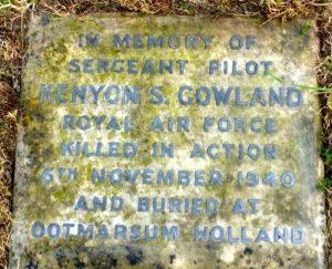 Gowland Kenyon