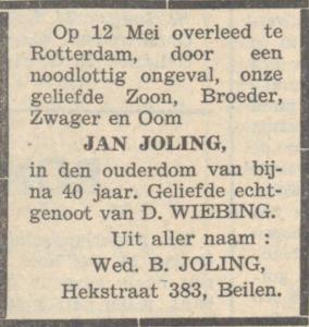 Joling Jan