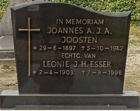 Joosten Johannes