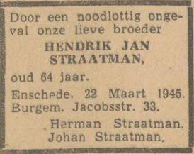 Straatman Hendrik