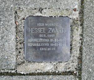 Zwarts Hessel