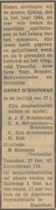 Schoonman Geert