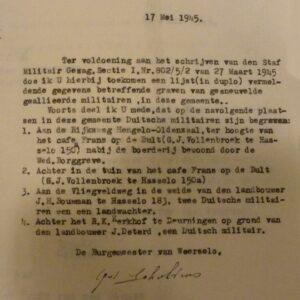 Duitse graven Deurningen