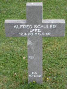 Schüler Alfred