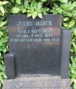 Jules Haeck