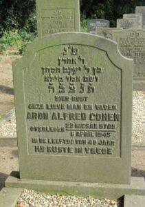 Cohen Aron Alfred